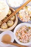 Azjatycki jedzenie Zdjęcia Royalty Free