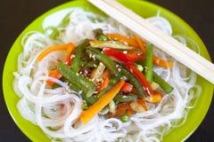 Azjatycki jedzenie Fotografia Stock