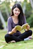 Azjatycki kobieta student collegu Obraz Royalty Free