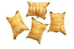 Azjatycki kokosowy tort Fotografia Stock
