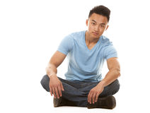 Azjatycki mężczyzna fotografia royalty free