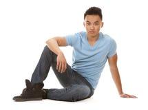 Azjatycki mężczyzna fotografia stock