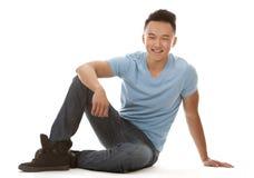 Azjatycki mężczyzna obraz stock