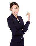 azjatykci atrakcyjny bizneswoman Zdjęcia Stock