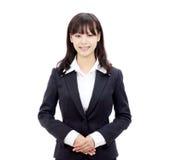 azjatykci biznesowej kobiety potomstwa Obrazy Stock