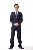 azjatykci biznesowy mężczyzna Obraz Royalty Free