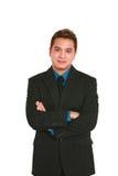 azjatykci biznesowy mężczyzna Zdjęcia Royalty Free