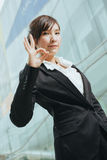 azjatykci bizneswomanów young Zdjęcia Royalty Free