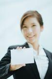 azjatykci bizneswomanów young Obraz Stock