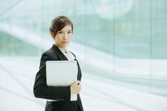 azjatykci bizneswomanów young Zdjęcia Stock