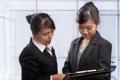 azjatykci bizneswoman fotografia stock