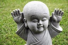 azjatykci buddyjski śliczny michaelita Zdjęcia Stock