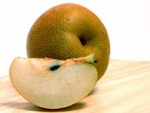 azjatykci cały kawałek pear obrazy royalty free