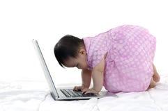 azjatykci dzieci Zdjęcia Stock