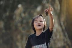 azjatykci dzieci Zdjęcie Stock