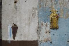 azjatykci kadzidło posiadacza Obrazy Royalty Free