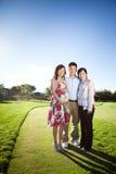 azjatykci kobieta w ciąży Obrazy Royalty Free
