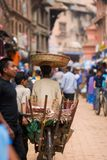 azjatykci kolorowy miasteczko Obraz Royalty Free