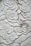 azjatykci kwiatu wzoru styl Obrazy Stock