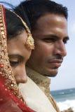 azjatykci małżeństwo Zdjęcia Royalty Free
