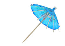 azjatykci parasol koktajlowym. Zdjęcia Royalty Free