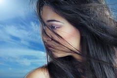 azjatykci piękno Zdjęcie Royalty Free