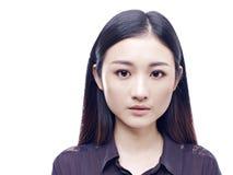 azjatykci portret kobiety young fotografia royalty free