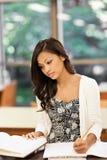 azjatykci studencki studiowanie fotografia royalty free