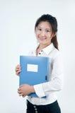 azjatykcia biznesowa kobieta Zdjęcia Royalty Free