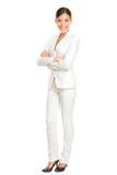 azjatykcia biznesowa kobieta Zdjęcia Stock