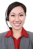 azjatykcia biznesowa kobieta Fotografia Stock