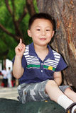 azjatykcia chłopiec zdjęcia royalty free