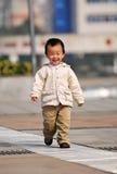 azjatykcia chłopiec Obraz Royalty Free
