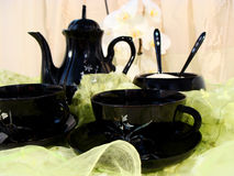 azjatykcia herbata Fotografia Royalty Free