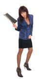 azjatykcia kobieta biurowych Zdjęcia Stock