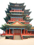 azjatykcia pagoda Obrazy Royalty Free