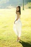 azjatykcia panna młoda Fotografia Stock