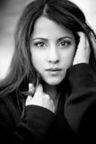 azjatykcia piękna kobieta Zdjęcia Stock