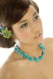 azjatykcia piękna kobieta Fotografia Stock