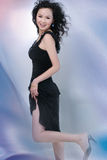 azjatykcia piękna kobieta Obraz Stock
