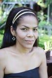 azjatykcia szczęśliwa kobieta zdjęcia royalty free