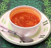 azjatykcia zupę Zdjęcia Stock