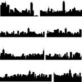 azjatykcie chińskie miast Hongkong serie Zdjęcie Royalty Free