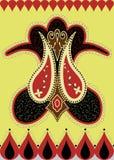azjatykciego projekta wschodni hindus ilustracji