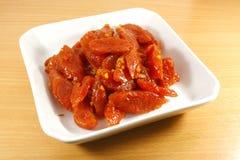 azjatykciej żywności tajlandzkie kuchni kiełbasek Obrazy Stock
