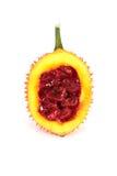Azji Południowo Wschodniej owoc, powszechnie zna jako Gac Obraz Stock