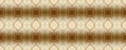 Azobé Wood BANNER & seamless pattern  2 Royalty Free Stock Photos