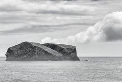 Azorean побережье Стоковая Фотография RF