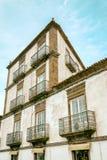 Azorean architektura fotografia stock