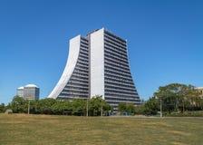 Azoreans Acorianos Monument and Rio Grande do Sul Adminitrative Building - Porto Alegre, Rio Grande do Sul, Brazil. Porto Alegre, Brazil - Jan 19, 2018: Azoreans Stock Image